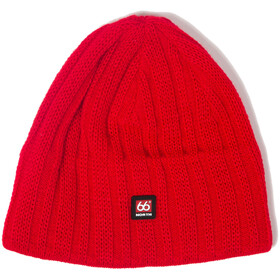 66° North Surtsey Hat scarlet